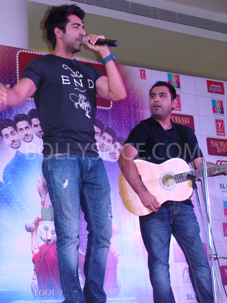 13mar nautankilaunch 14 Nautanki Saala Music Launch