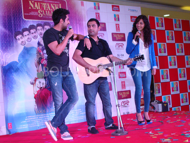 13mar nautankilaunch 16 Nautanki Saala Music Launch