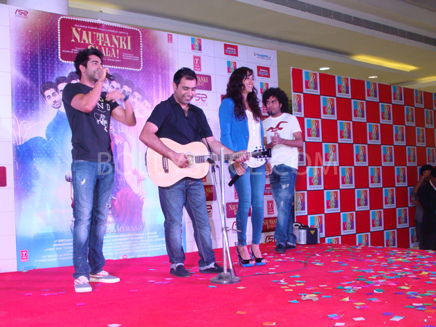 13mar nautankilaunch 17 Nautanki Saala Music Launch