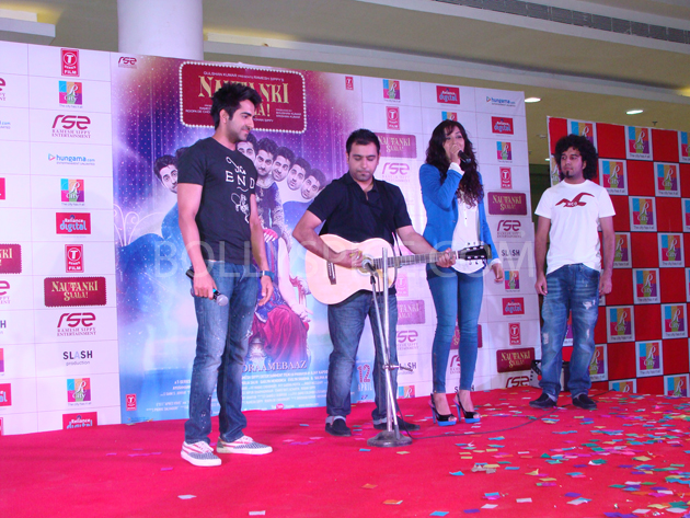 13mar nautankilaunch 18 Nautanki Saala Music Launch