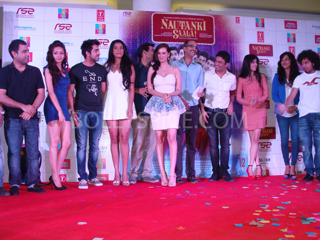 13mar nautankilaunch 20 Nautanki Saala Music Launch