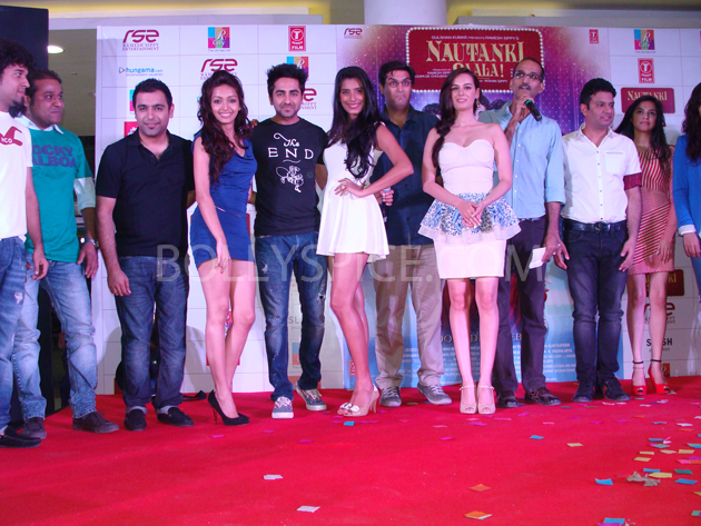 13mar nautankilaunch 21 Nautanki Saala Music Launch