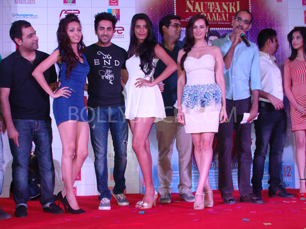 13mar nautankilaunch 22 Nautanki Saala Music Launch