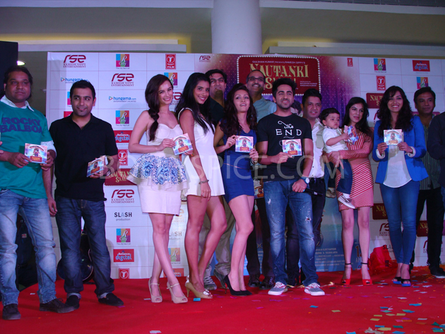 13mar nautankilaunch 24 Nautanki Saala Music Launch