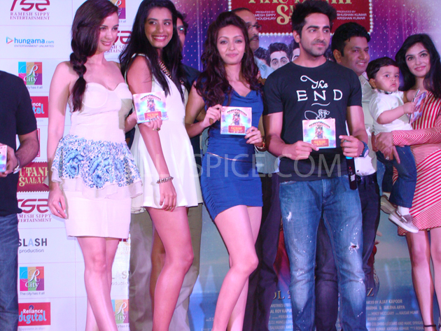 13mar nautankilaunch 25 Nautanki Saala Music Launch