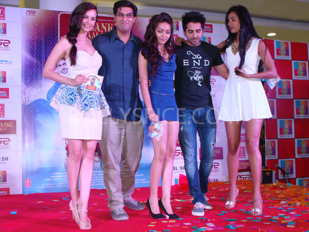 13mar nautankilaunch 26 Nautanki Saala Music Launch