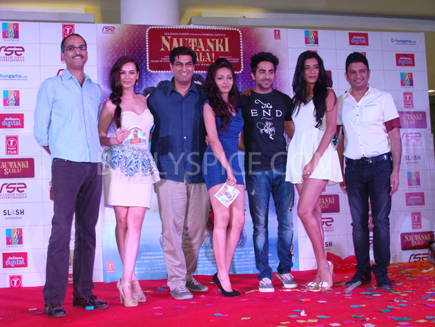 13mar nautankilaunch 27 Nautanki Saala Music Launch