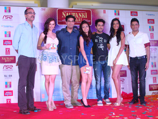 13mar nautankilaunch 28 Nautanki Saala Music Launch