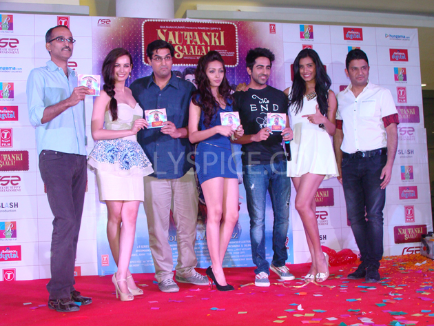 13mar nautankilaunch 29 Nautanki Saala Music Launch