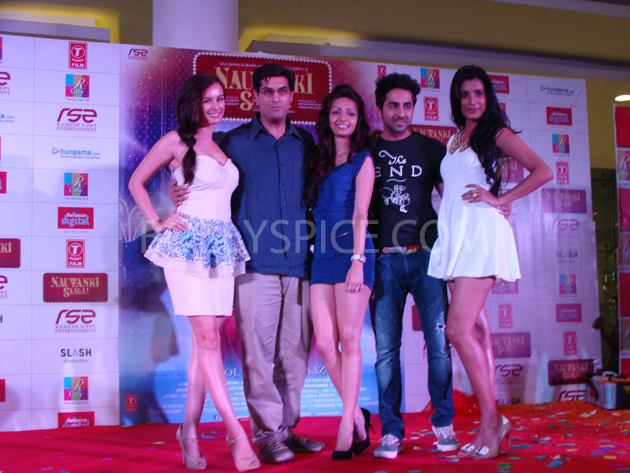 13mar nautankilaunch 31 Nautanki Saala Music Launch