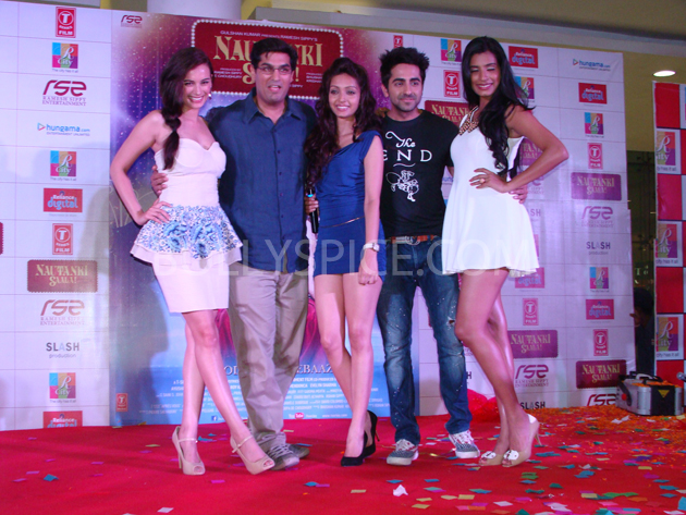 13mar nautankilaunch 32 Nautanki Saala Music Launch