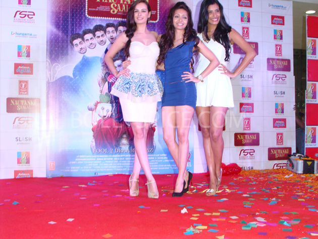 13mar nautankilaunch 33 Nautanki Saala Music Launch