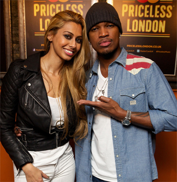 13mar neyo Grammy Award winning singer Ne Yo signs London Chanteuse Sonna Rele to Universal Motown Records