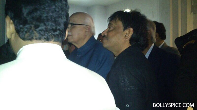 13mar rgv2611 02 Ram Gopal Varma's The Attacks of 26/11 moves L K Advani to tears