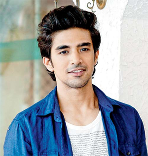 13mar saqibinterview 02 I am very happy the way the film has turned out.   Saqib Saleem about Mere Dad Ki Maruti and more!
