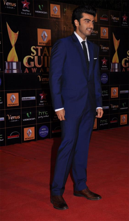 13mar whwnstarguild arjun Whos Hot Whos Not   Star Guild Awards
