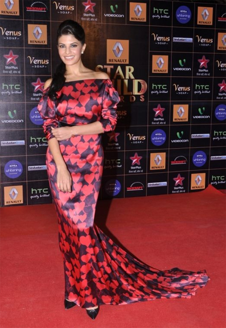 13mar whwnstarguild jacqueline Whos Hot Whos Not   Star Guild Awards