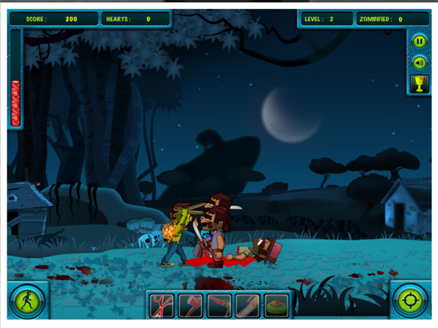 13mar zombiescreenshot 02 Gameplay With Indias First Zombie Origin Film