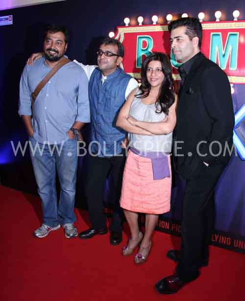 3 1 Trailer Launch: Bombay Talkies
