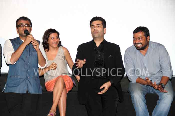 3 21 Trailer Launch: Bombay Talkies
