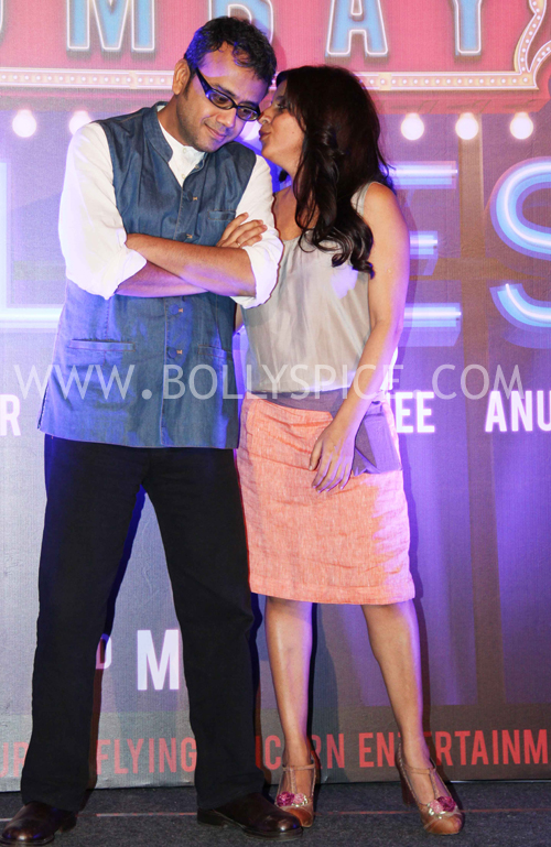 3 5 Trailer Launch: Bombay Talkies