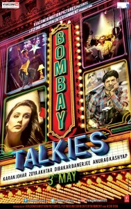 Bombay Talkies Poster 189x300 Bombay Talkies Poster