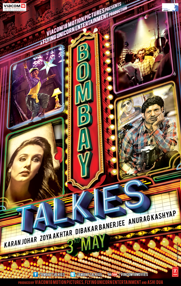 Bombay Talkies Poster Bombay Talkies First Look