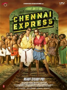 Chennai Express 225x300 Shah Rukh Khan to follow Deepika Padukone in Chennai Express