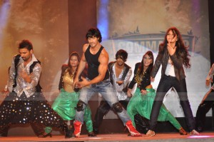 DSC 0857 300x199 Vidyut Performs Live Stunts