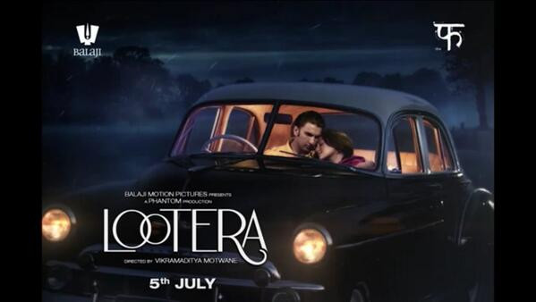 Lootera trailerjpg In Pictures: Ranveer and Sonakshi at Looteras Trailer Launch!