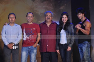Sanjeev Lamba (Reliance), Vipul Shah, Dilip Ghosh, Pooja and Vidyut