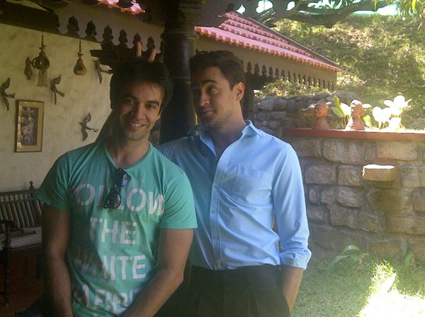 gtpm sets04 From the sets of Gori Tere Pyaar Mein