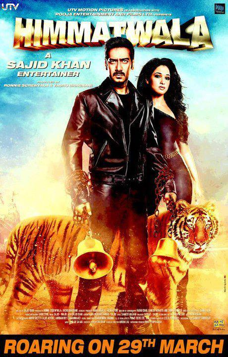 himmatawalareview Himmatwala Movie Review