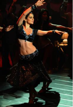 kangana Kangana Ranaut shoots her first ever mujra song for Vishwas Patil's Rajjo