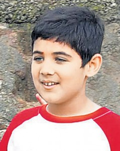 13apr Aarav CharityInitiative 239x300 Akshay Kumar's 11 year old son, Aarav, contributes to social initiatives