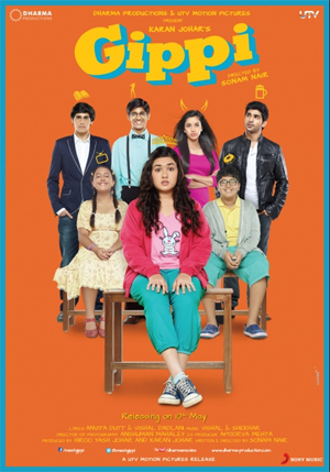 13apr gippimusic Gippi Movie Review