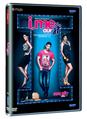 13apr imeaurmaindvd I, Me Aur Main now on DVD and VCD!
