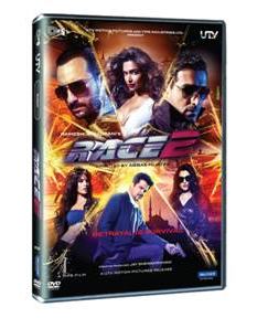 13apr race2dvd Race 2 now on Blu ray, DVD and VCD!