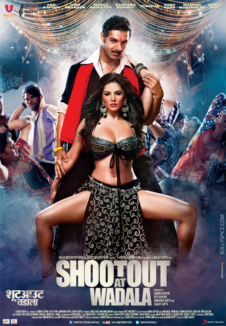 13apr shootoutposter 03 Exclusive Posters of Shootout At Wadala!