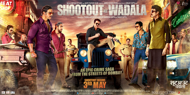 13apr shootoutposter 05 Exclusive Posters of Shootout At Wadala!