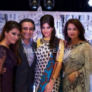 All celebs 1 185x185 Jacquline Fernandez, Sanjeev Bhaksar and Poonam Dhillion Share the Spotlight at Fashion Fundraiser for Pratham UK