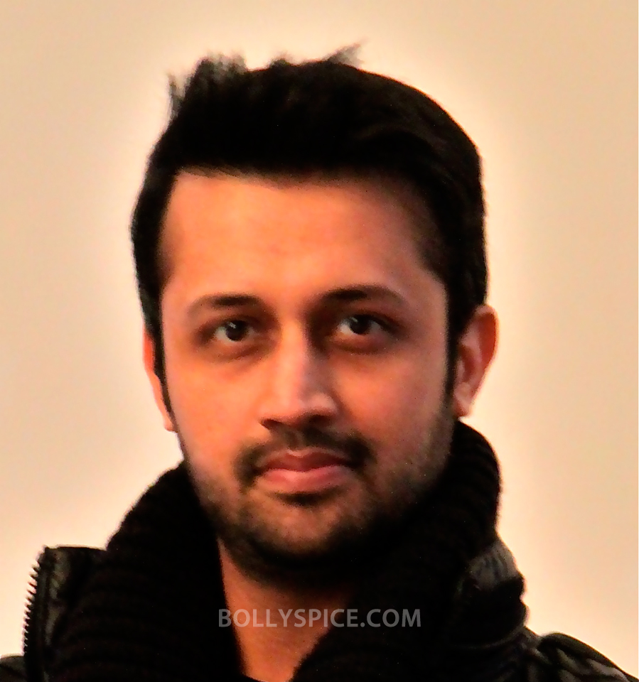 Atif Aslam Special Report: Bollywood Showstoppers Press conference!