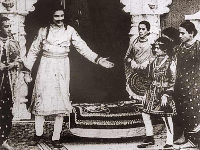 FM raja harishchandra1 FRAMING MOVIES Take One: Raja Harishchandra (1913)