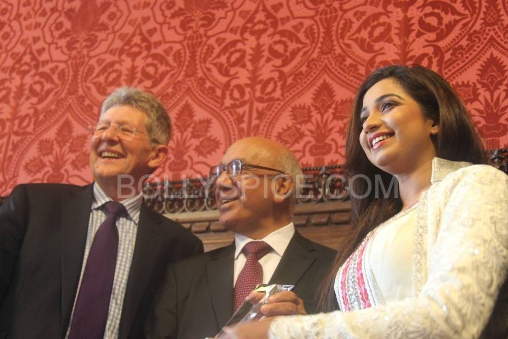 IMG 5903 BollySpice Exclusive: Shreya Ghoshal honoured at the House of Commons