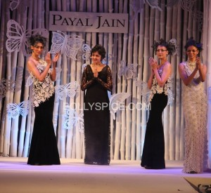 Payal jain with models 300x275 Payal jain with models