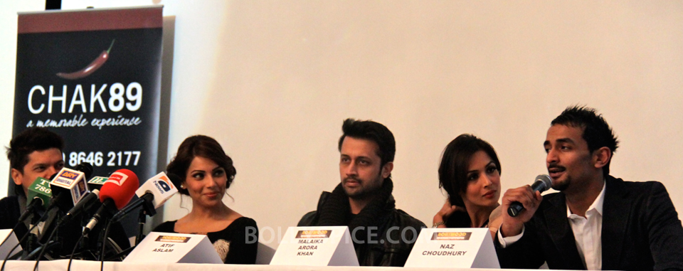 Press con 1 Special Report: Bollywood Showstoppers Press conference!