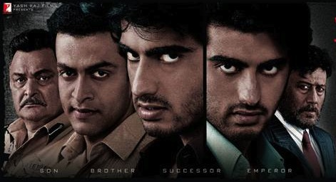 aurangzeb1 Arjun Kapoor times two in the AURANGZEB Trailer!