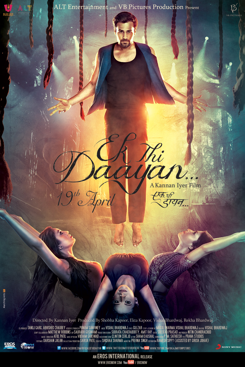 edtposter02 Mumbais historic Liberty Cinema to reopen with EK THI DAAYAN