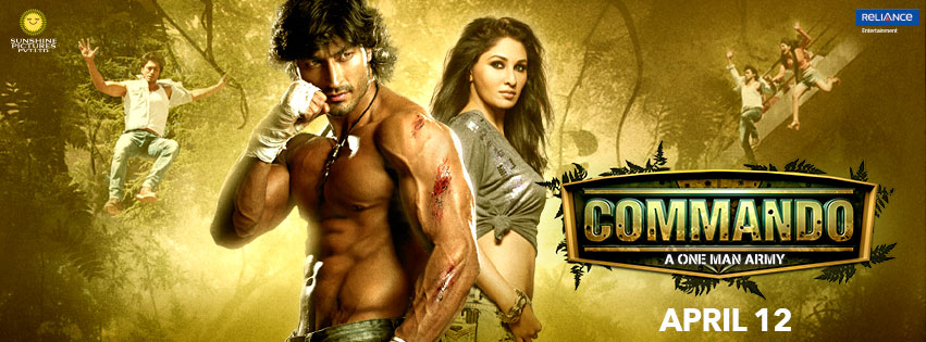 poojachoprainterview01 Pooja Chopra talks Vidyut and Commando!