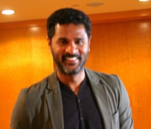 prabhudevatoifa 300x255 Prabhu Deva to make a horror movie